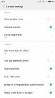 Settings - Xiaomi Mi 6 review