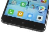 The keys below the display - Xiaomi Mi Max 2 review