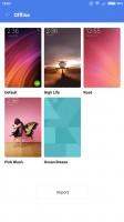 Theme store - Xiaomi Mi Max 2 review