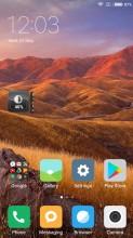 MIUI flat and colorful design - Xiaomi Redmi 4a review