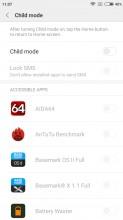 Child mode - Xiaomi Redmi 4a review