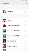 Dual apps - Xiaomi Redmi 4a review