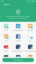 App lock - Xiaomi Redmi 4a review