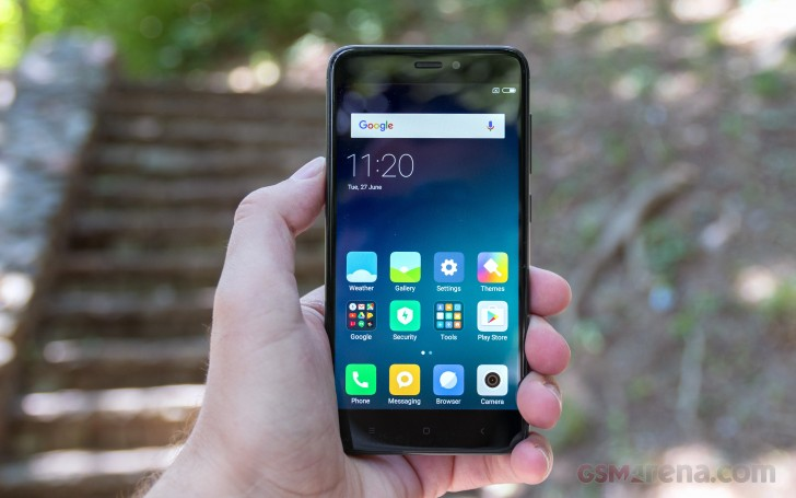 Xiaomi Redmi 4 review