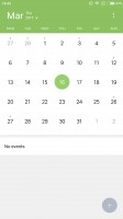 Calendar - Xiaomi Redmi Note 4 Snapdragon review