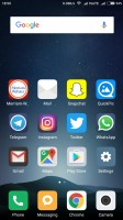 Homescreen - Xiaomi Redmi Note 4 preview
