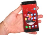 Nubia Z17 in the hand - Nubia Z17 review