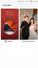 GalleryLockScreen - Nubia Z17 review