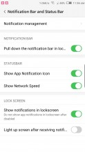Powerful notification manager - Nubia Z17 review