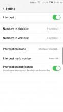Intercept - Nubia Z17 review