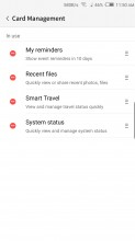 Dedicated FIT Card interface - Nubia Z17 review