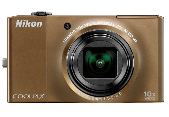 Nikon Coolpiix S8000