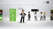Xbox 360 Metro UI