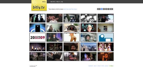bit.ly TV