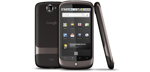 only 20 000 htc google nexus one android smartphones sold a whole rh blog gsmarena com HTC Nexus One Specs Galaxy Nexus