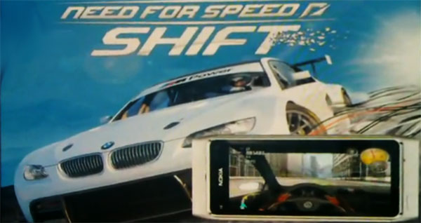 Need for speed shift секс