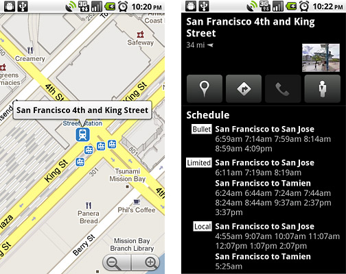 Google Maps 4.3 for Android