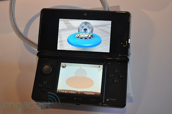 nintendo 3ds demoed at e3 is all about 3d games photos. Black Bedroom Furniture Sets. Home Design Ideas