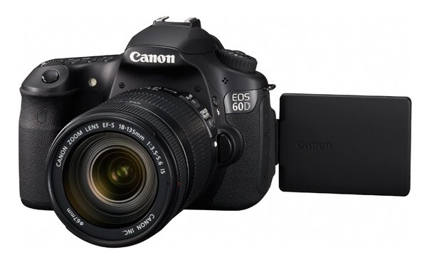 Canon Marries 7D To 550D Calls The Offspring 60D