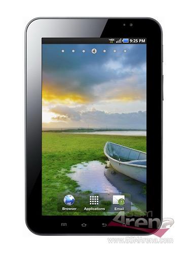 4G LTE Samsung Galaxy Tab