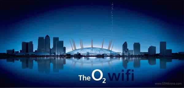 O2 UK Free Wi-Fi