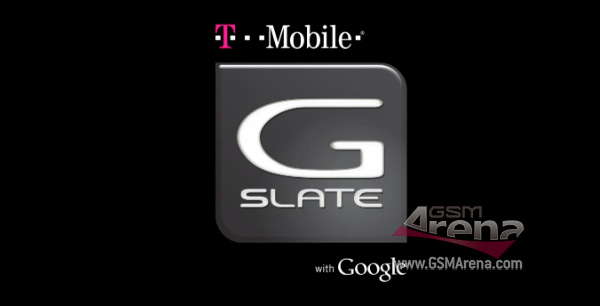 T-Mobile introduces the G-Slate