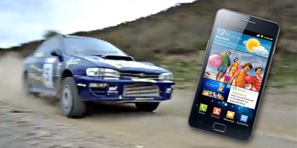 Galaxy S2 Rally