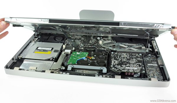 iFixit's 2011 iMac Teardown