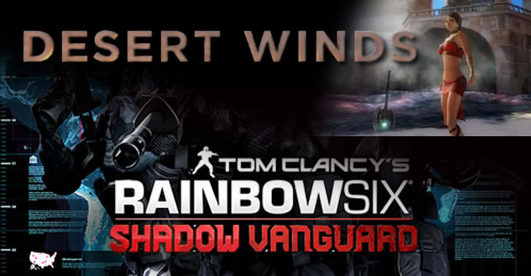 Desert Winds and Shadow Vanguard titles