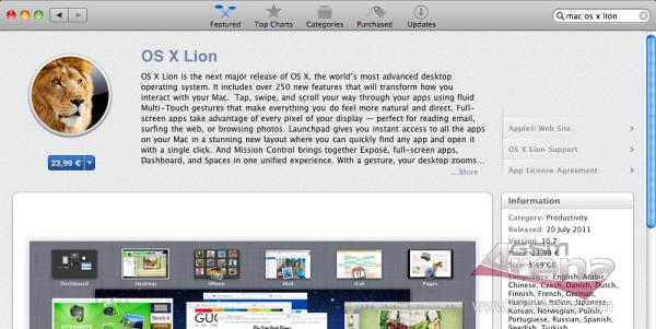 !FREE! Download App Store For Mac Os X 10.5 8 gsmarena_001