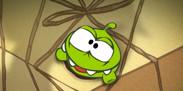 how to play cut the rope 2 level 11