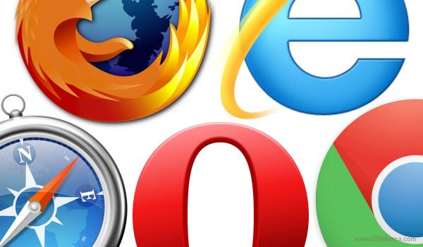gsmarena 001 Qual è il browser più utilizzato fra tutti? Eccolo in uninfografica