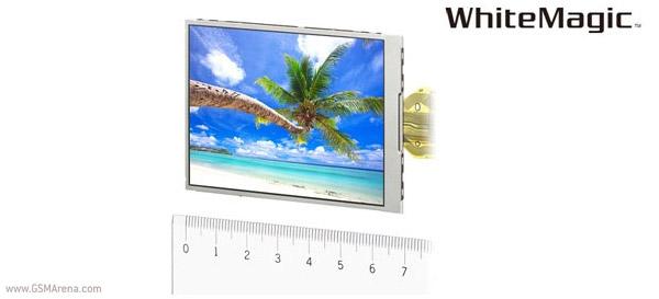 Sony WhiteMagic teaser image
