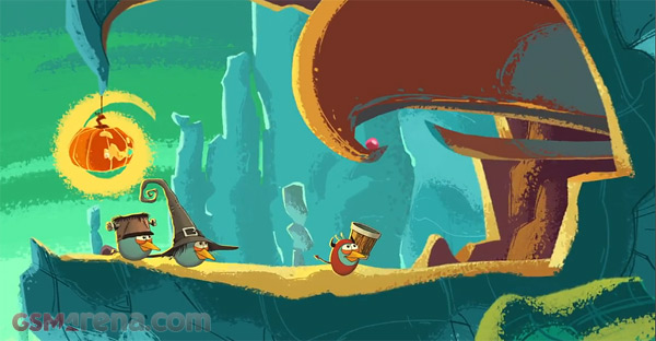 Angry Birds Seasons Ham'o'Ween available for download with ...