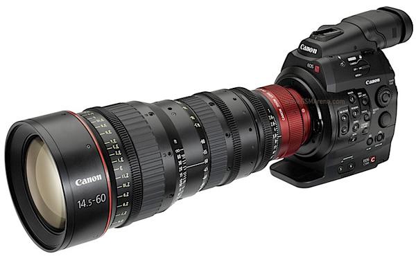 Canon announces C300 professional video camera, prices it ...