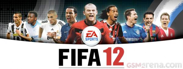 FIFA 12, now on console and mobile