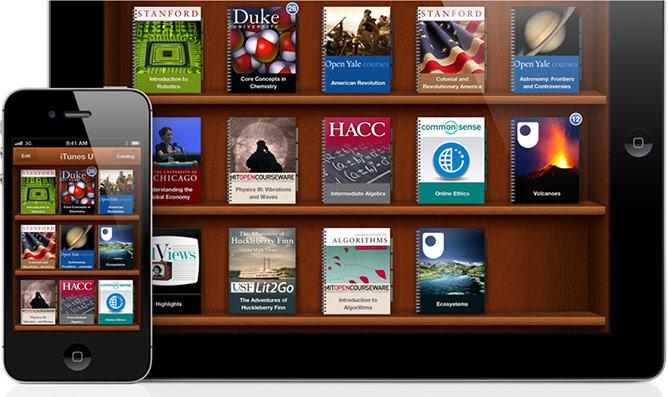 в частности, режим ночного чтения, возможность разворачивать приложение на полный экран ibooks