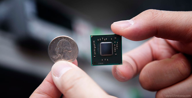 Intel's Rosepoint chip