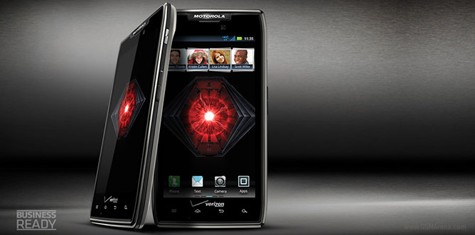 Motorola Droid RAZR MAXX battery trial is over, meet our ...