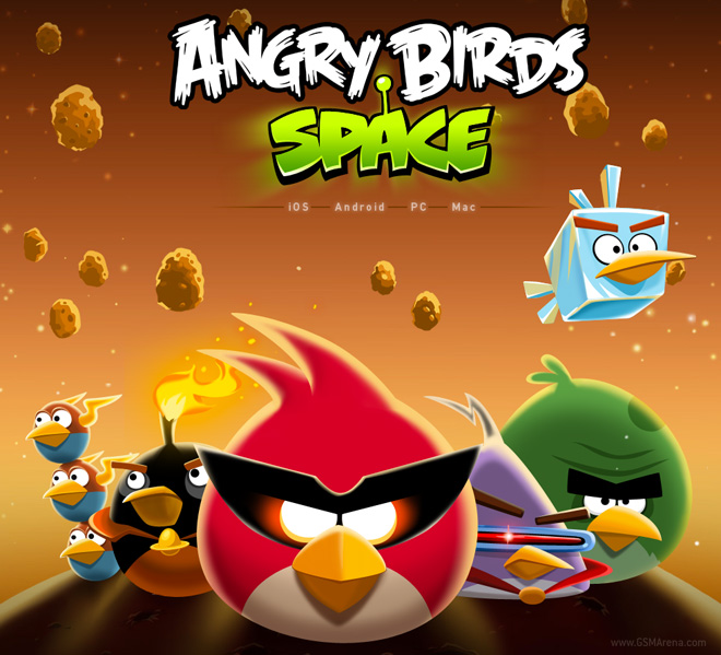 Angry birds space releases tomorrow meet all the new birds first voltagebd Choice Image