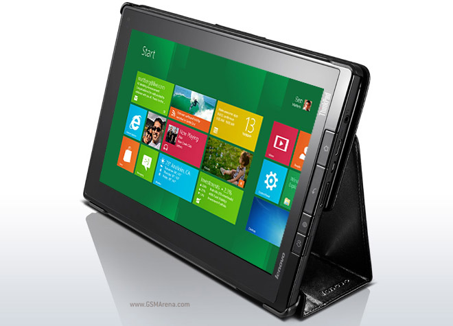 Rumor mill says Lenovo want the first Windows 8 tablet on ...