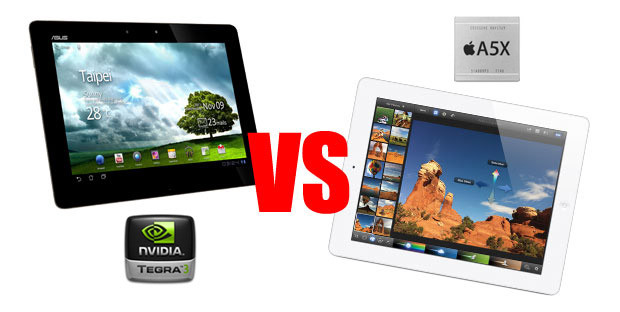 Chipset head-to-head: the new iPad battles the Transformer ...