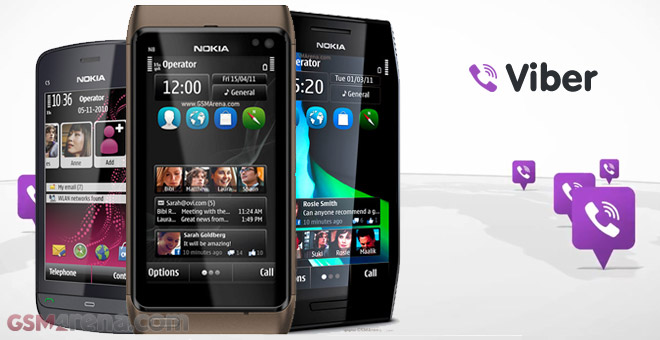 download viber for nokia e5