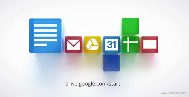 Google Drive Is Now Official Offers 5GB Of Free Cloud Storage To Everyone
