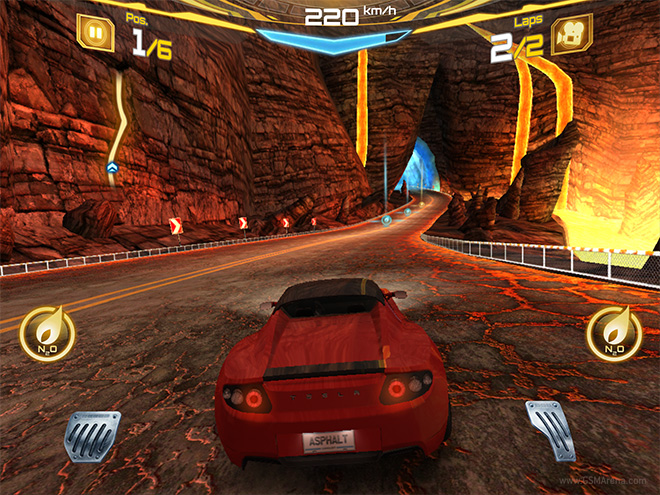 Asphalt 7: Heat' for iOS and Android game reviewAsphalt 7 has 15 tracks, 10 of which are carried over from the previous  games. It's not a simple copy-paste job, though as the levels are  noticeably ...