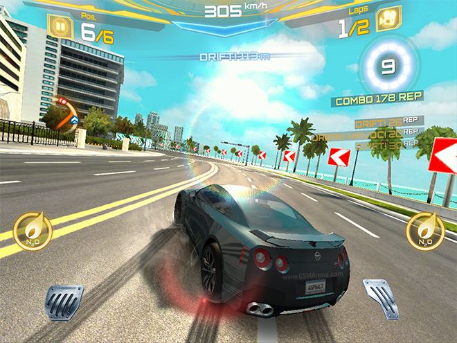 Asphalt 7: Heat' for iOS and Android game reviewGraphics and Sound. Visually Asphalt 7 ...