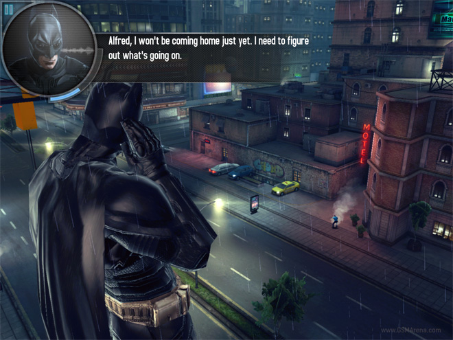 the dark knight the game