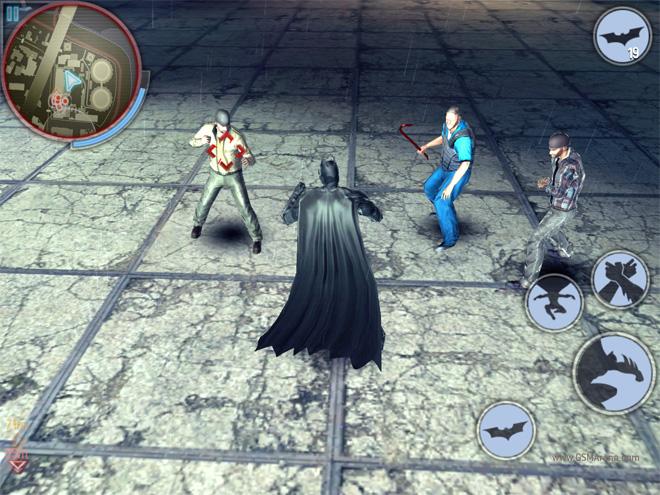 бэтмен игра на андроид скачать - фото 4