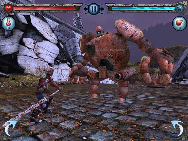 скачать игру Horn на андроид - фото 9