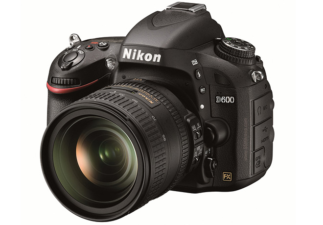nikon announces the d600 the smallest and cheapest full frame dslr on the market
